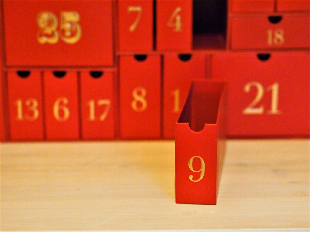 Parisuhde Joulukalenteri